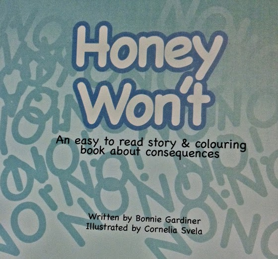 Honey Won't book cover