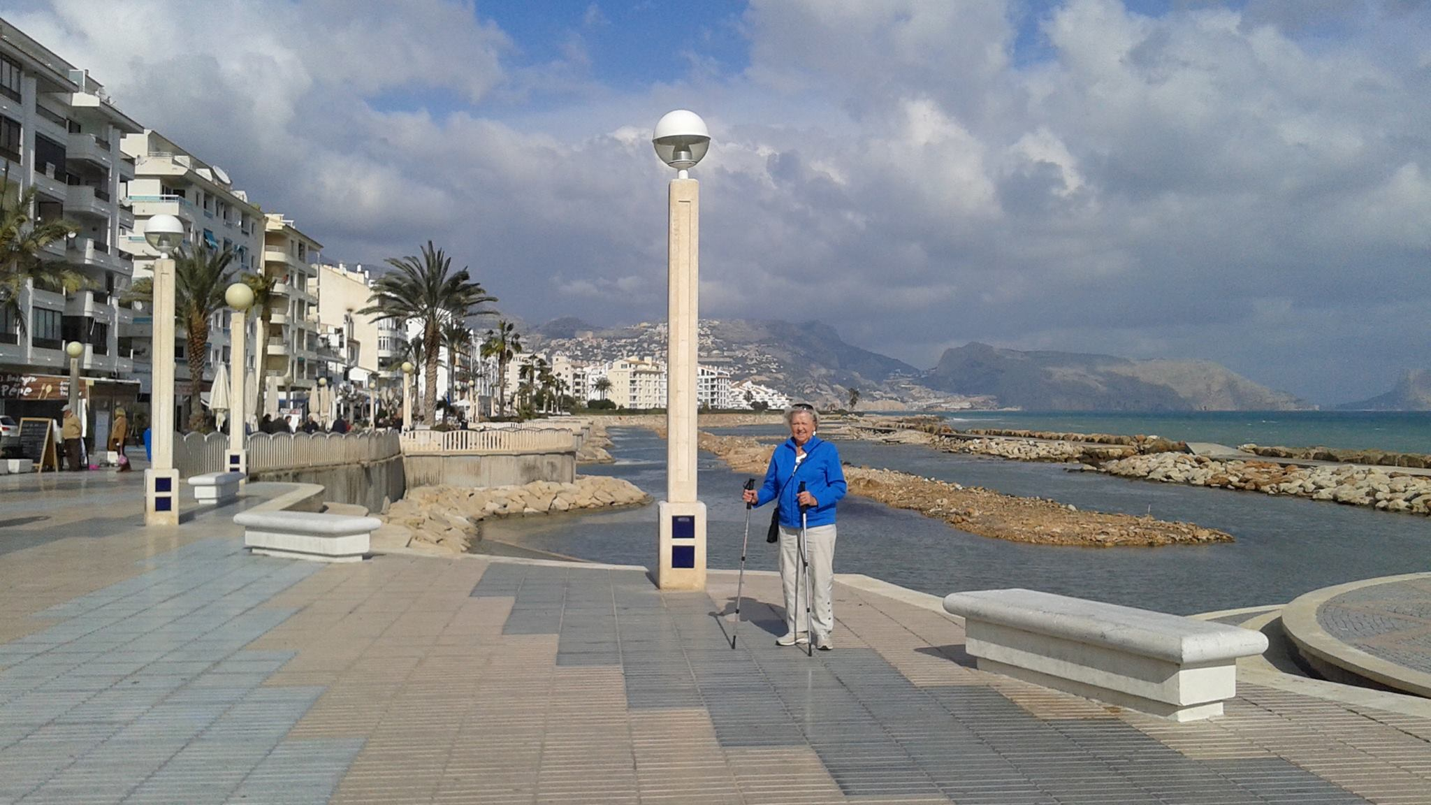 Kari in Altea