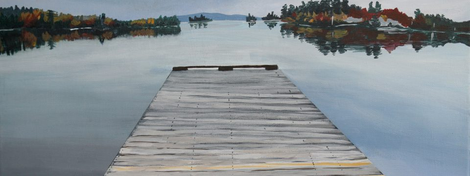 October on the Lake